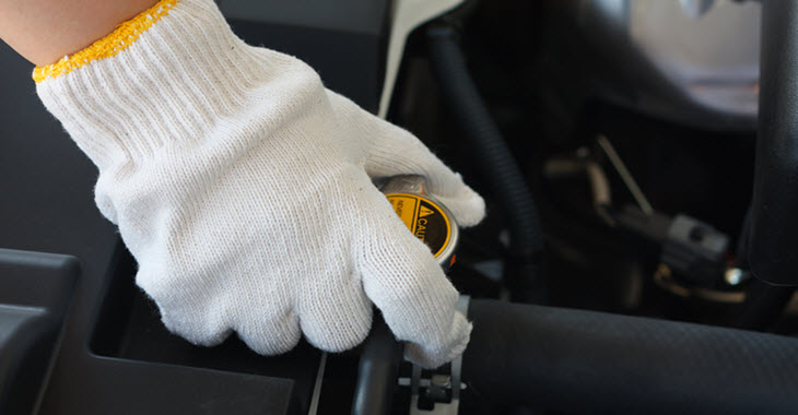 Mercedes Coolant System Check